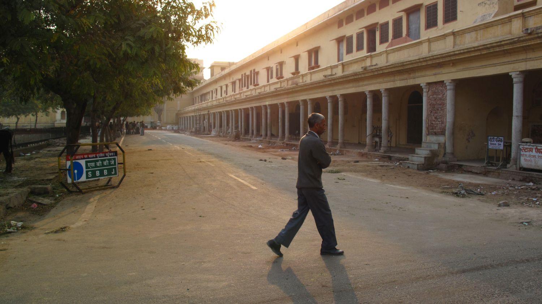 Jaipur | Pink city | Rajasthan | Early morning in Jaipur city | ©sandrine cohen
