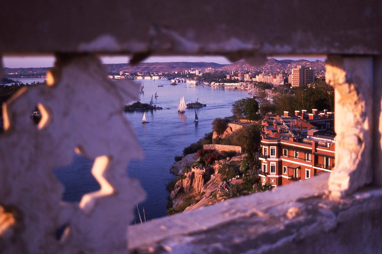 Aswan |Old Cataract Hotel |The Nile |©sandrine cohen