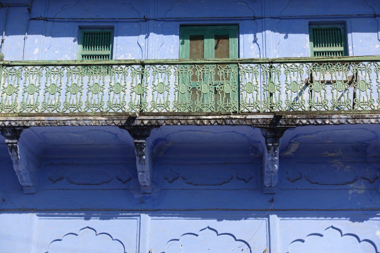 Pushkar | Rajasthan | Blue house | ©sandrine cohen