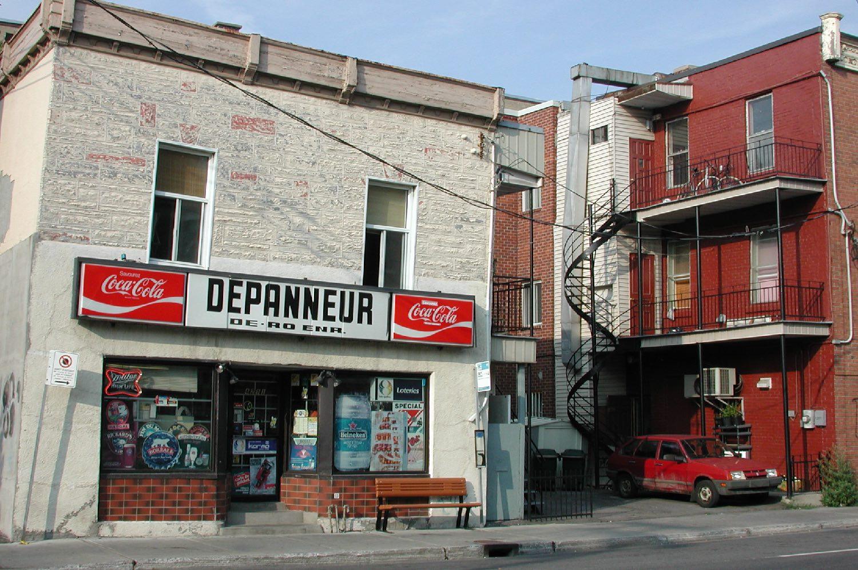 Montreal   Depanneur   Plateau Mont-Royal   photo sandrine cohen