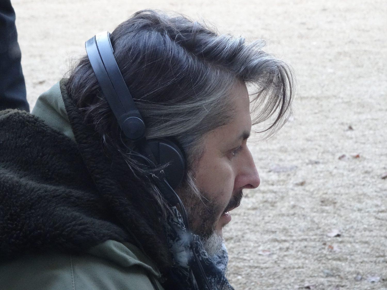 Christophe Honoré - 2015 | Photo sandrine cohen