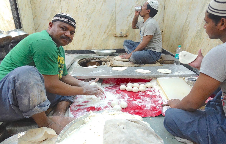 Old Delhi | Karim restaurant in Chandni Chowk | ©sandrine cohen