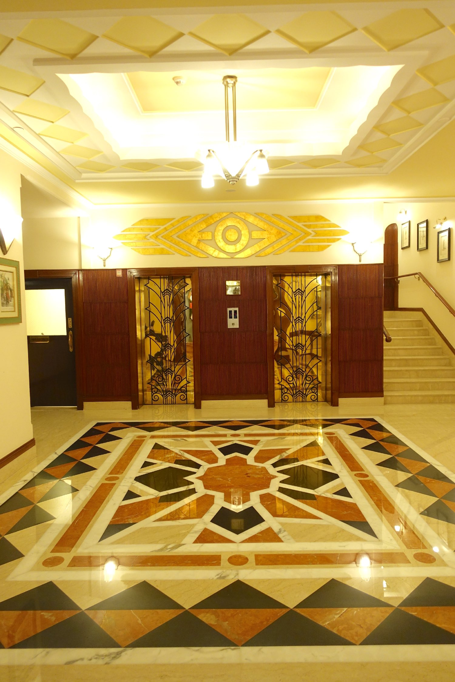 New Delhi | The Imperial Hotel | The Imperial New Delhi | Lift | Taj group | ©sandrine cohen