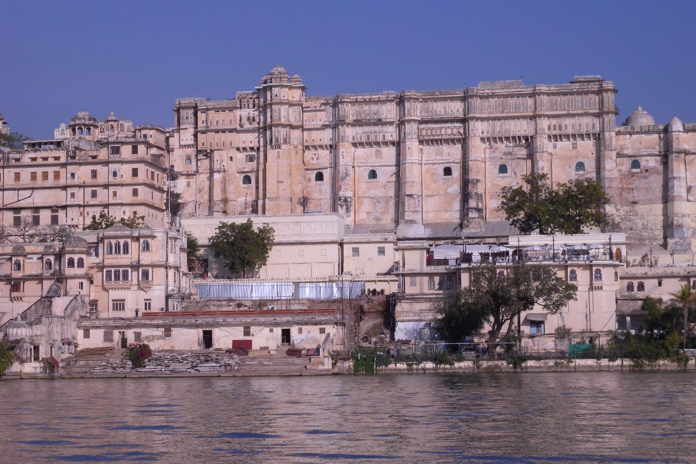 Udaipur 3 | Rajasthan | Udaipur lake | White city | City Palace Udaipur |©sandrine cohen