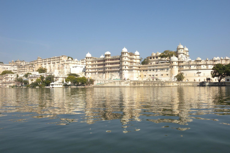Udaipur 2 | Rajasthan | Udaipur lake | White city | City Palace Udaipur |©sandrine cohen