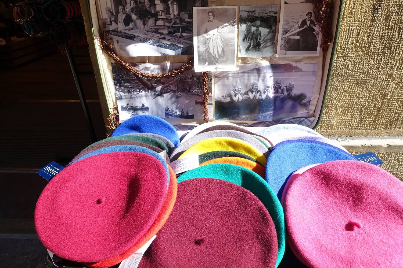 San Sebastien | San Sebastian | Basque berets | photo sandrine cohen