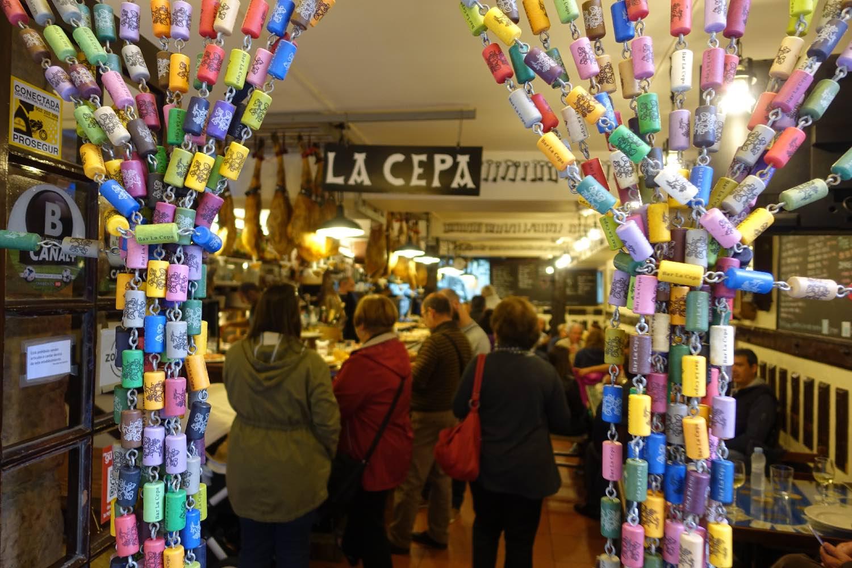 San Sebastien | San Sebastian | Donostia | La Cepa bar restaurant | Pintxos | Tapas | photo sandrine cohen