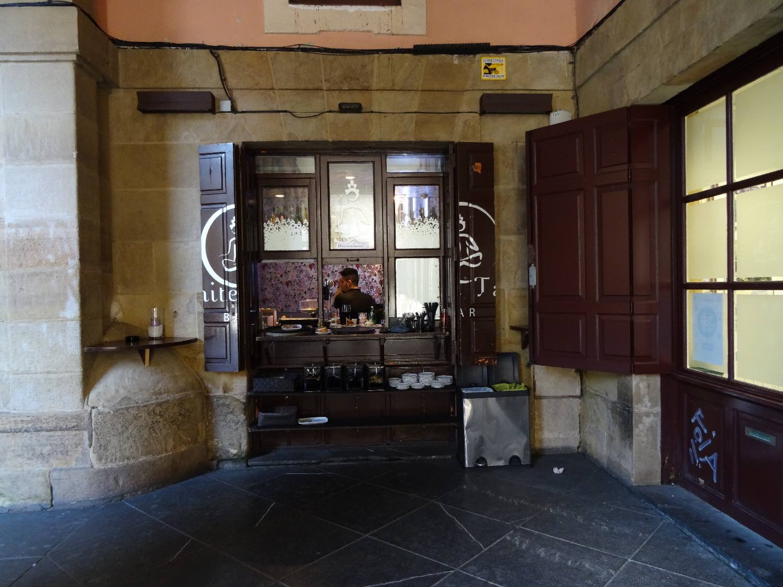 San Sebastien | San Sebastian | Donostia | Restaurant | Constitution Place | photo sandrine cohen