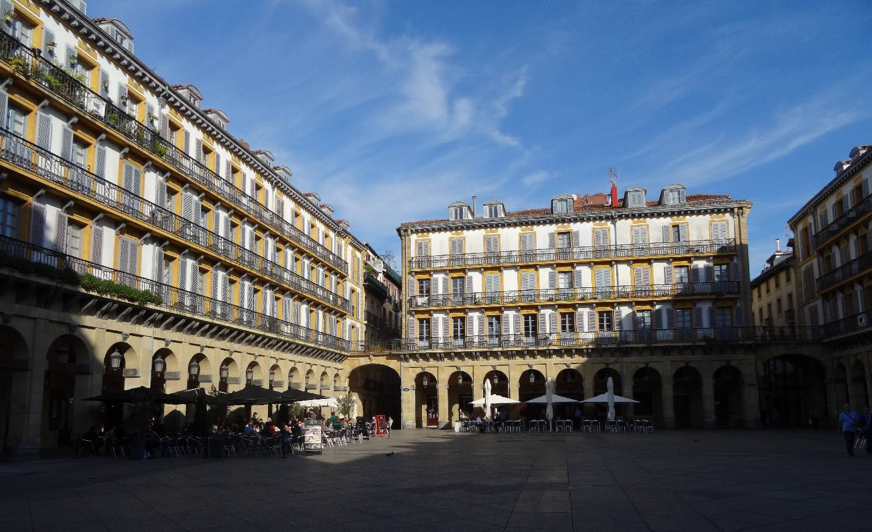 San Sebastien | San Sebastian | Donostia | Constitution Place | photo sandrine cohen
