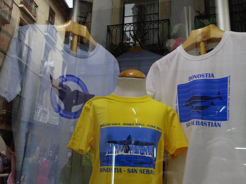 San Sebastien | San Sebastian | Donostia | Tourist shop | photo sandrine cohen