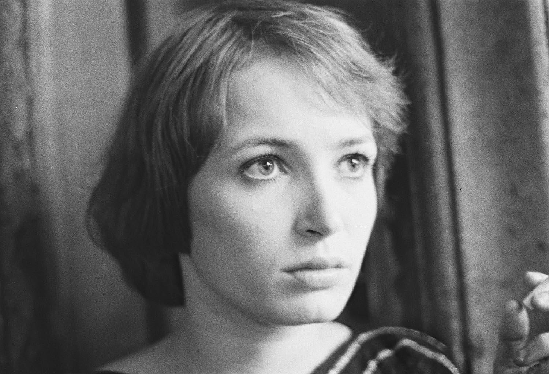 Dominique Laffin | actrice 1952 - 1985 | Epouse du chanteur Yvan Dautin | Mère de Clémentine Autin | Paris 1978 | Photo sandrine cohen