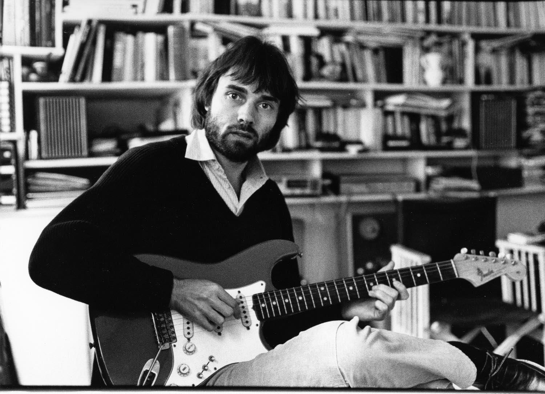 Yves Simon | chanteur écrivain | Au pays des merveilles de Juliet | Diabolo Menthe | Paris 1978 | Photo sandrine cohen