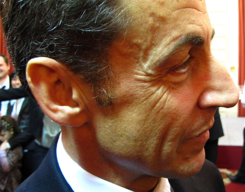 Nicolas Sarkozy | Président de la République | Palais de l'Elysée | Paris 2010 | Photo sandrine cohen