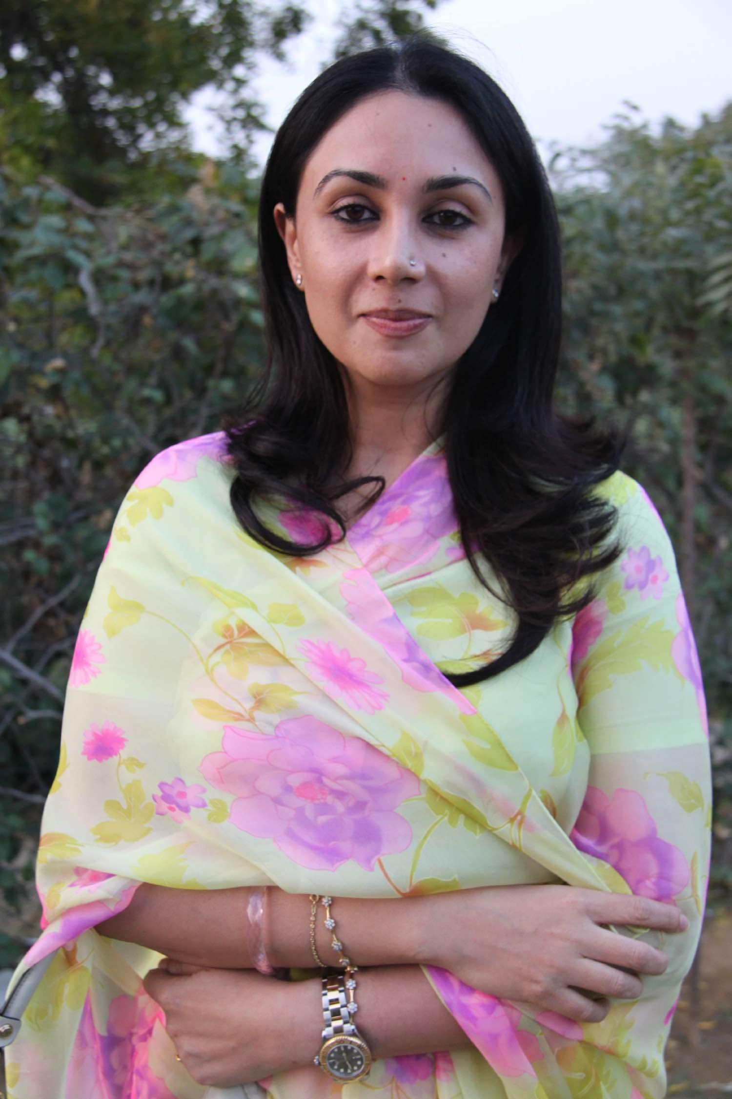 Princesse Diya Kumani | Jaipur Polo Club | Rambagh Polo club | Jaipur | India | ©sandrine cohen