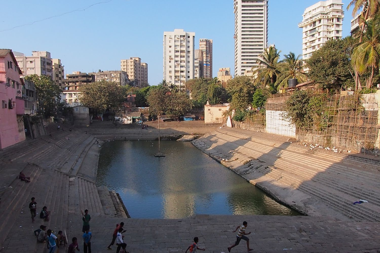 Mumbai - Bombay | Banganga Tank | Malabar Hills | ©sandrine cohen
