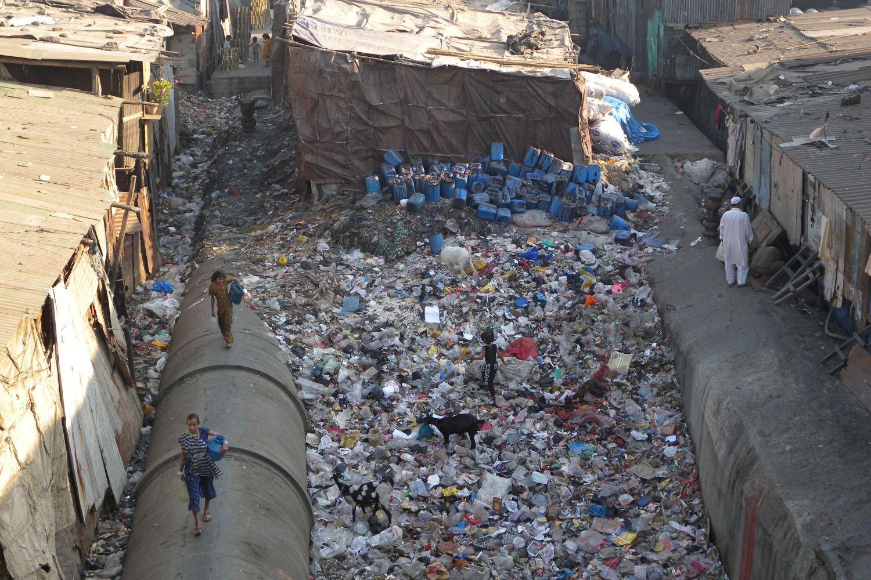 Mumbai - Bombay | Dharavi | Dharavi the most biggest slum of Asia | ©sandrine cohen