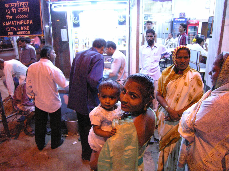 Mumbai - Bombay | Kamathipura red light district in Mumbai | Falkland road | prostitution | ©sandrine cohen