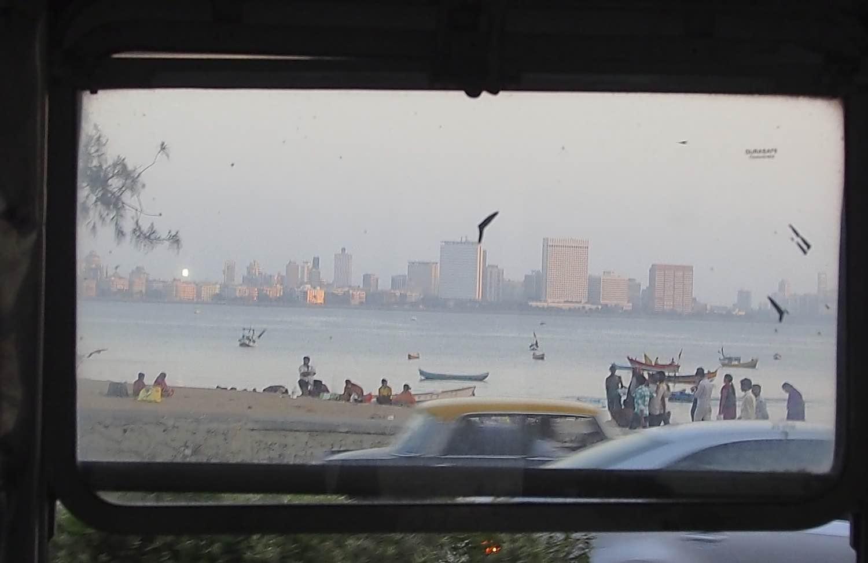 Mumbai - Bombay | Chowpatty beach Mumbai | ©sandrine cohen