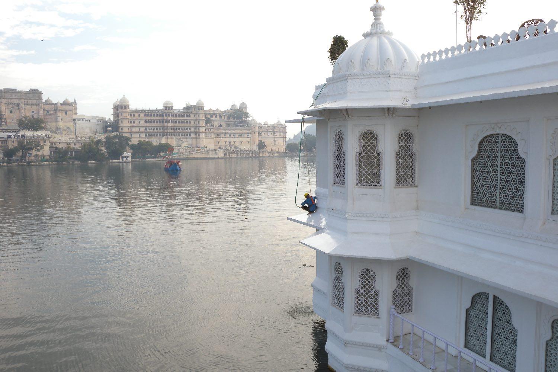Udaipur 30 | Rajasthan | Lake Palace Hotel | Taj group | ©sandrine cohen