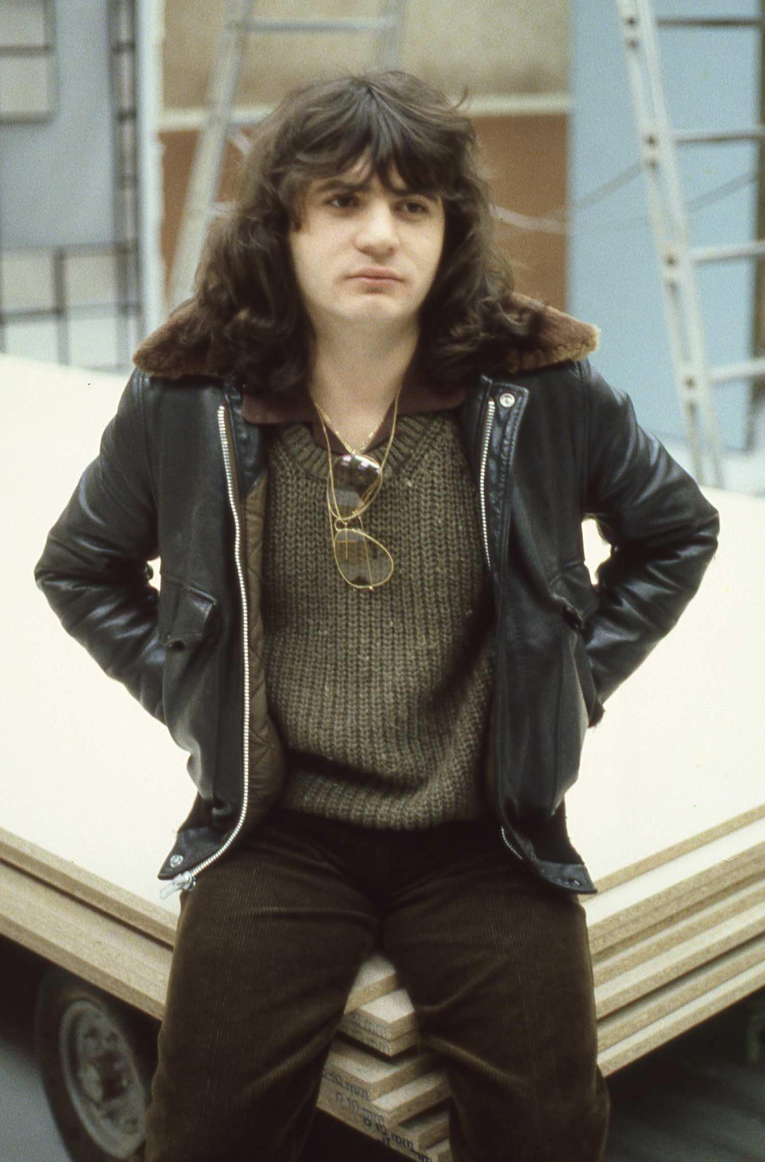 Daniel Balavoine | Genève 1978 | Photo sandrine cohen