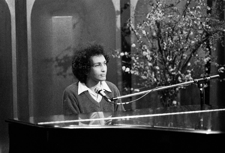 Michel Berger | Genève 1978 | Photo sandrine cohen