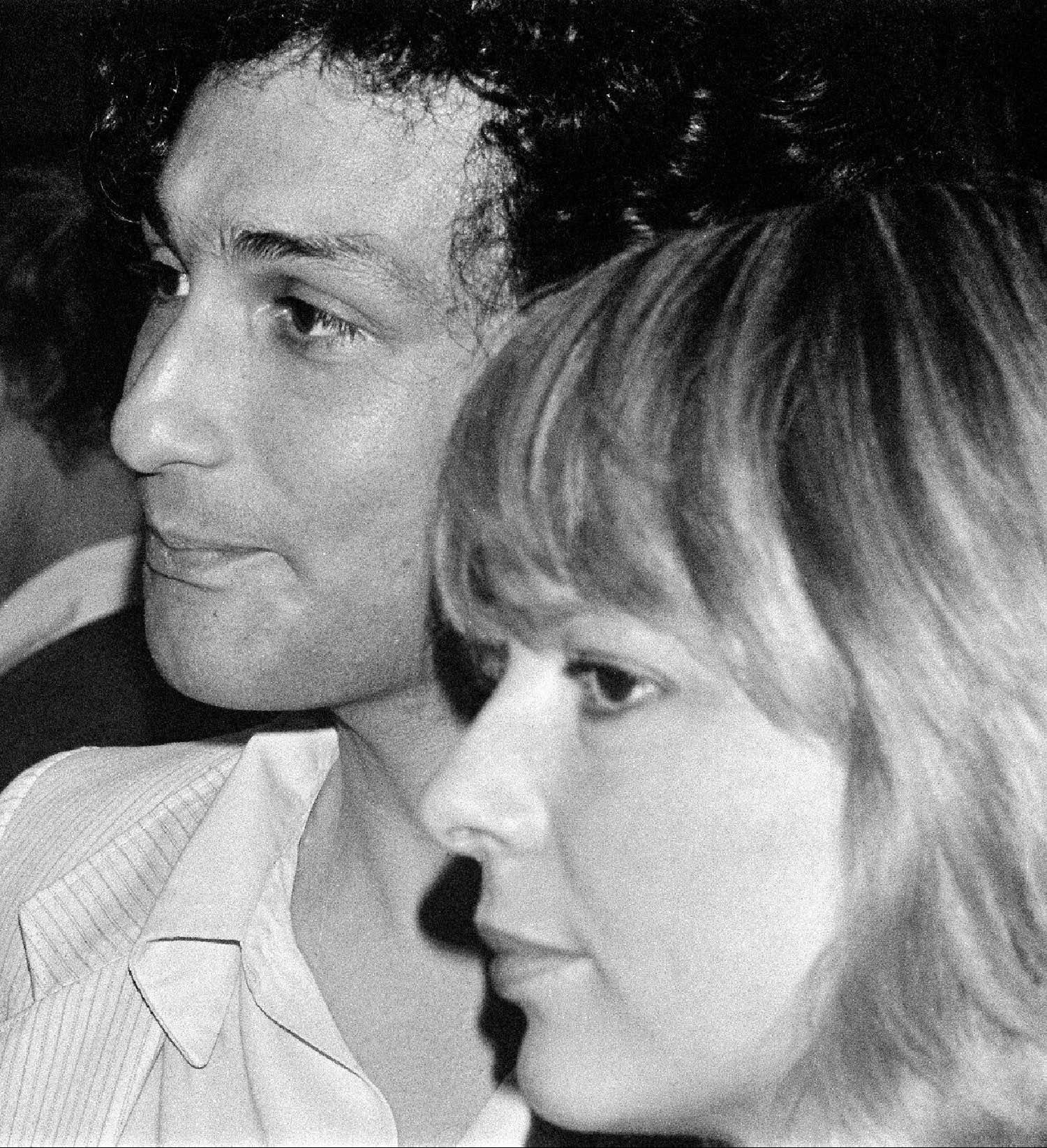 Michel Berger et France Gall | Genève 1978 | Télévision suisse romande | photo sandrine cohen