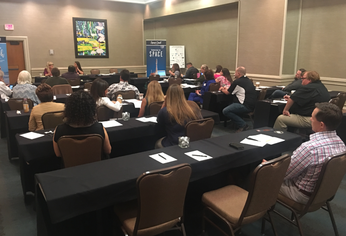 "During the Film Florida quarterly meeting, hosted by the Space Coast Film Commission, panelists led discussions about best practices, gubernatorial electors, the current status of the ""film incentive,"" and the future of our state's film-induced economic impact."
