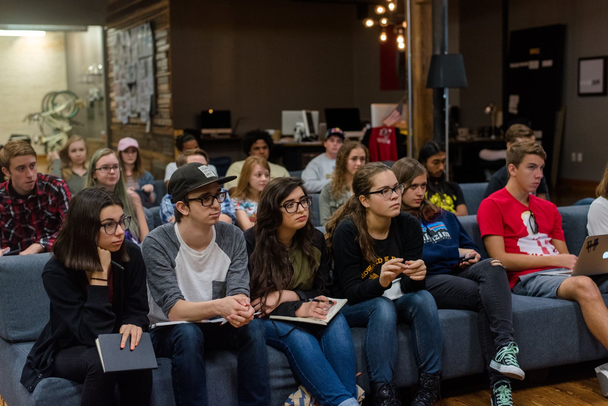 Hands-on production camp for young Bay area filmmakers -