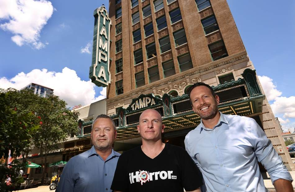 Local producers team with 'Blair Witch'director for a three-project deal -