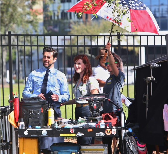 Get the tissues: A Hallmark movie is being filmed in St. Pete -