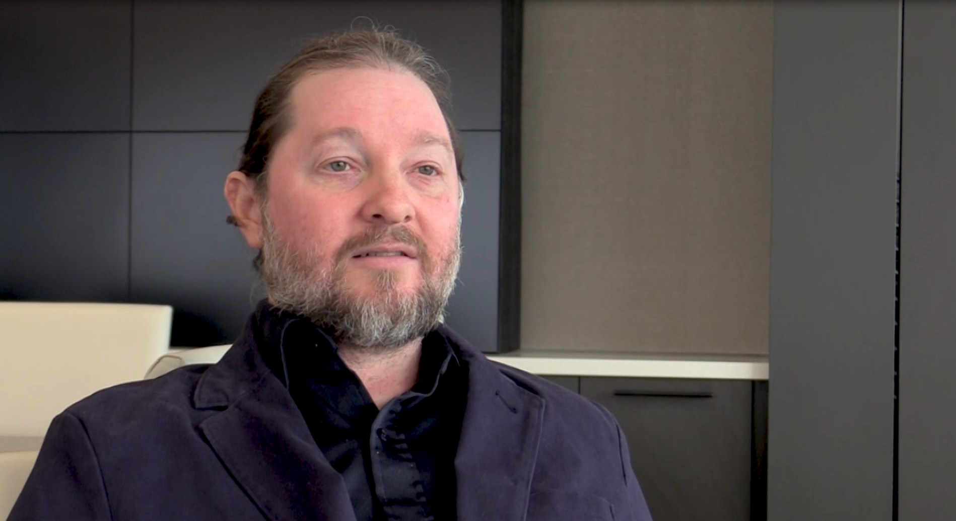 Jon Croft, Organizer of TPA Film Bar Mondays -