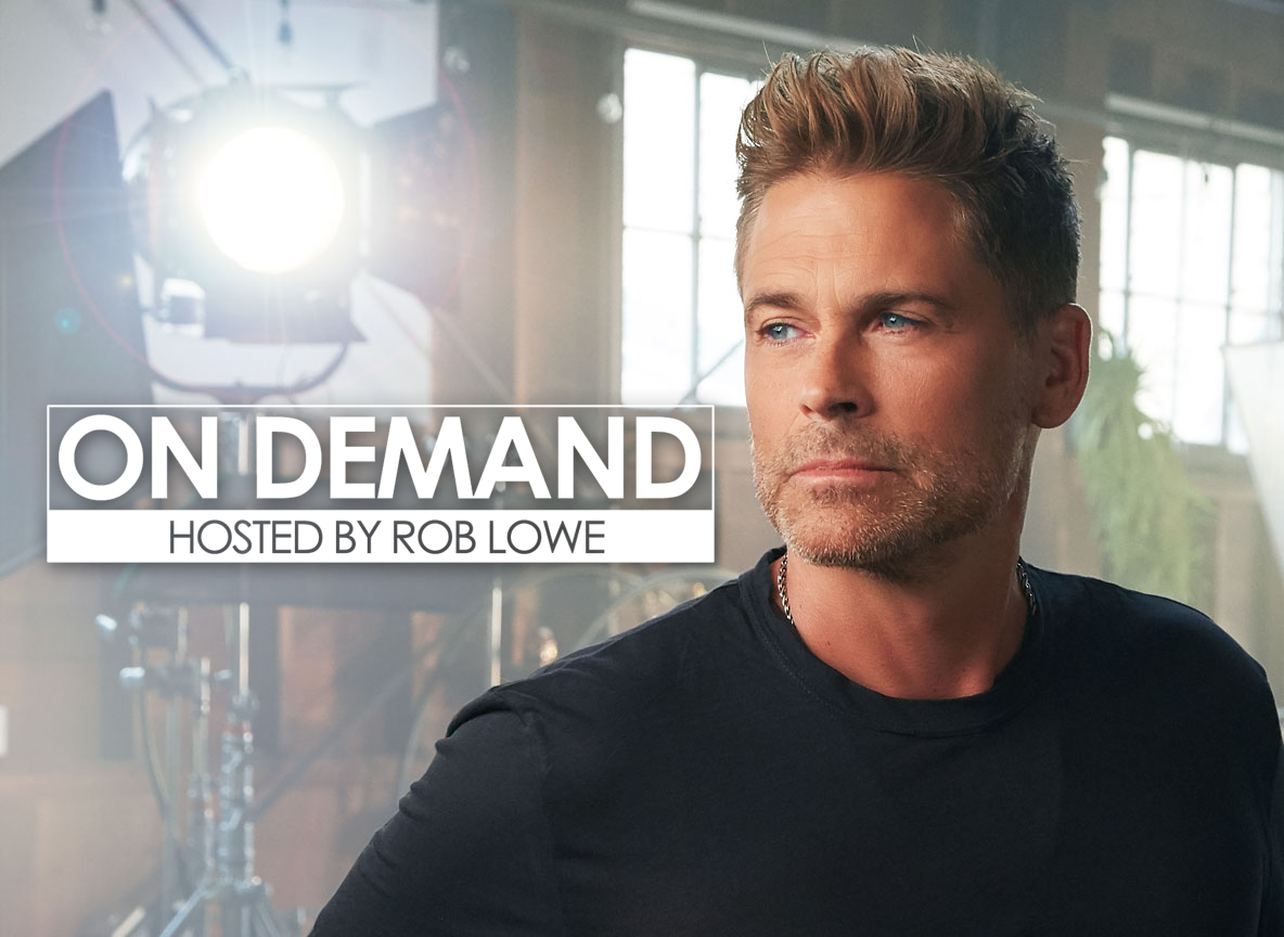 On Demand hosted by Rob Lowe features Film Tampa Bay -