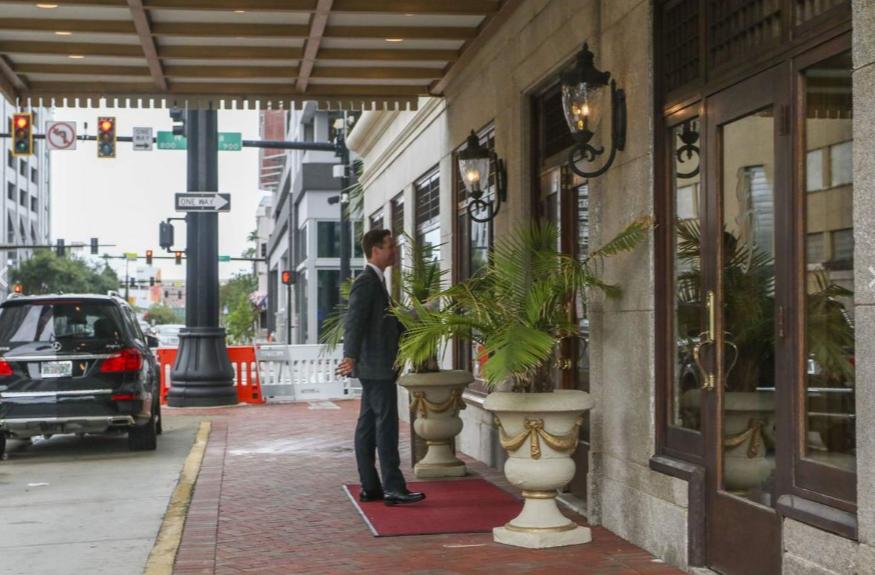 Leonardo DiCaprio's 'The Right Stuff' spent $500,000 in Tampa in two days -