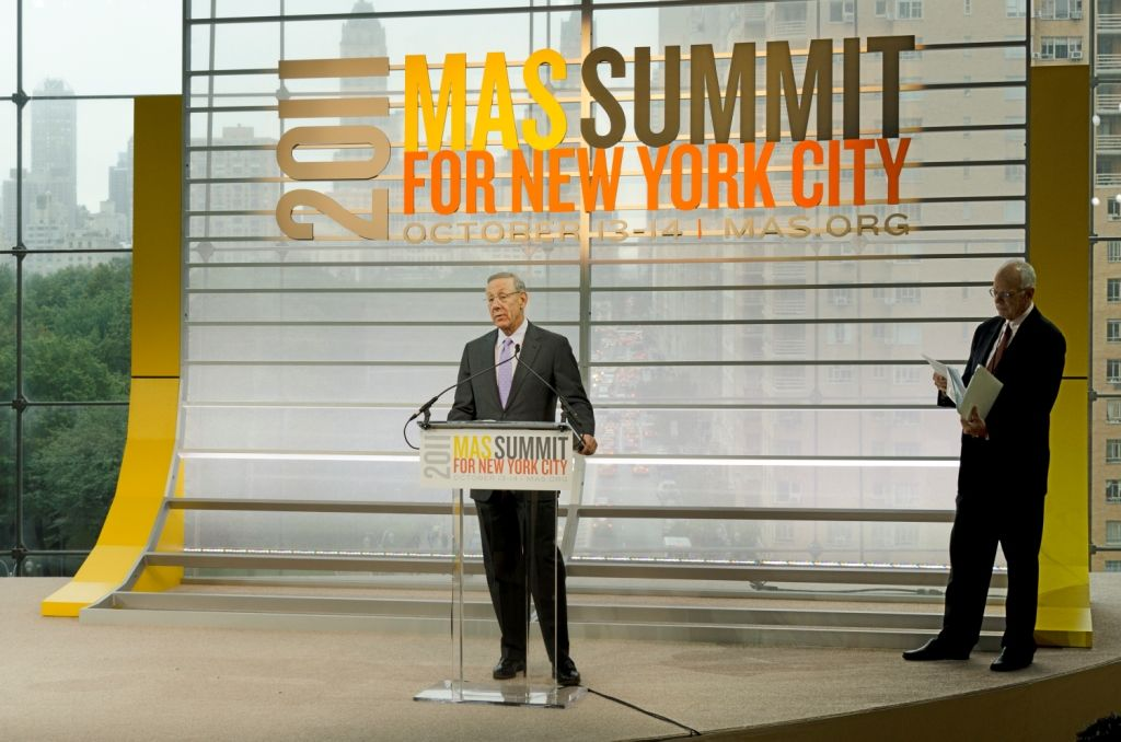 MAS Summit for New York City