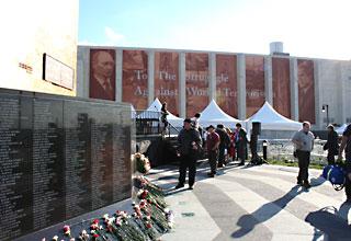 Tsereteli 9/11 Memorial