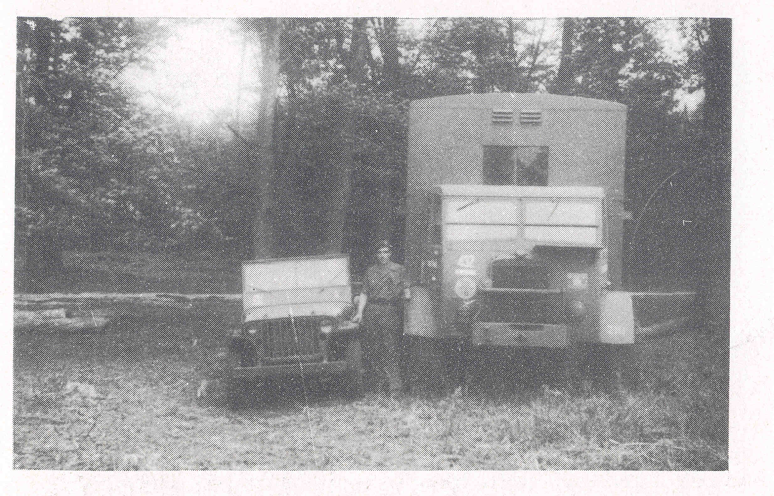 Jeep and 10 ton Foden press lorry - W.E. Storey Collection