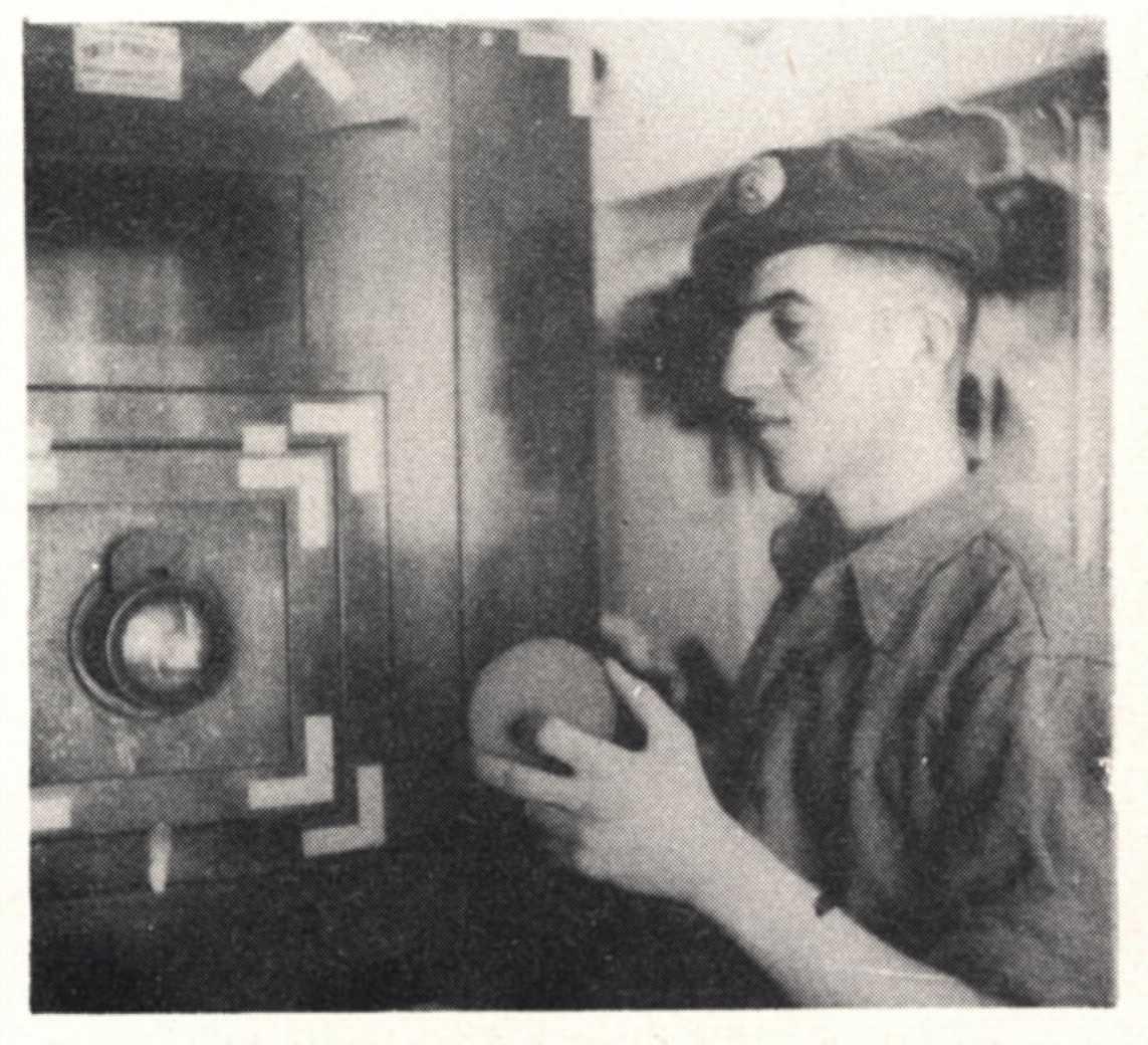 Process Camera - W.E. Storey Collection