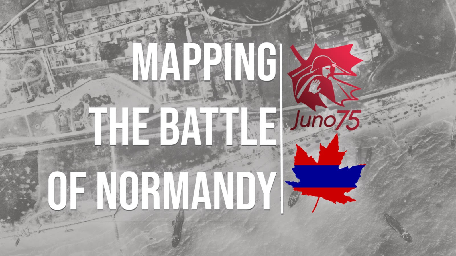 mapping the battle of normandy.jpg