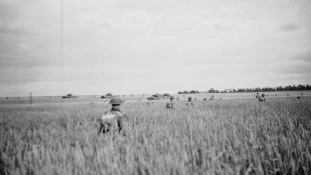 26 March 2021 - 46th Lowland Brigade9th Cameronians