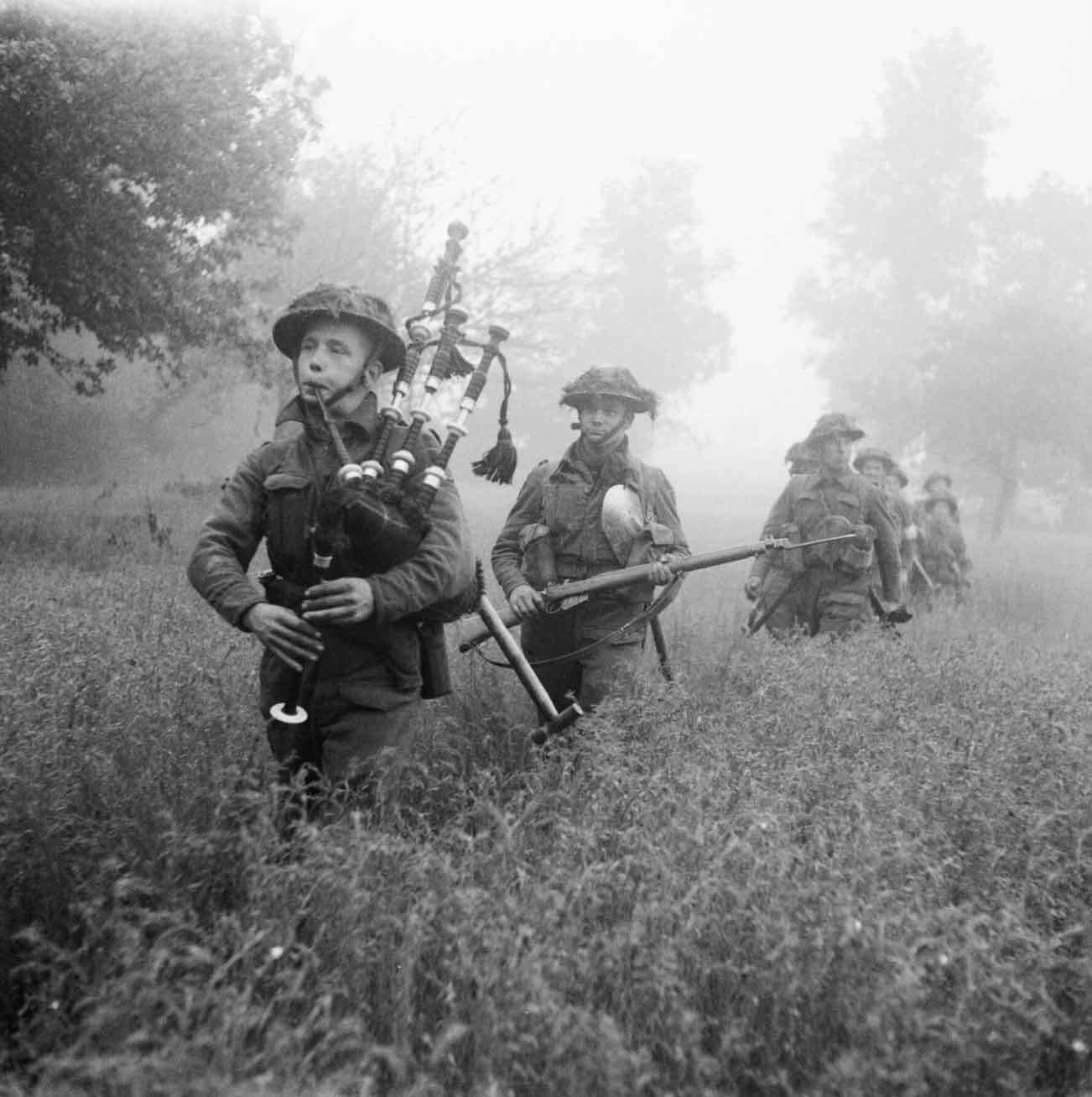 20 November  2020 - 6th Battalion Royal Scot Fusiliers 15th Scottish Division