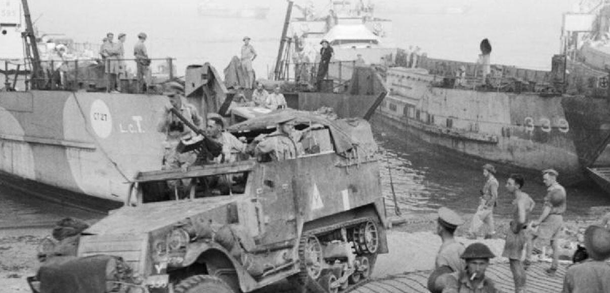 3 September 2021 - Operation Baytown