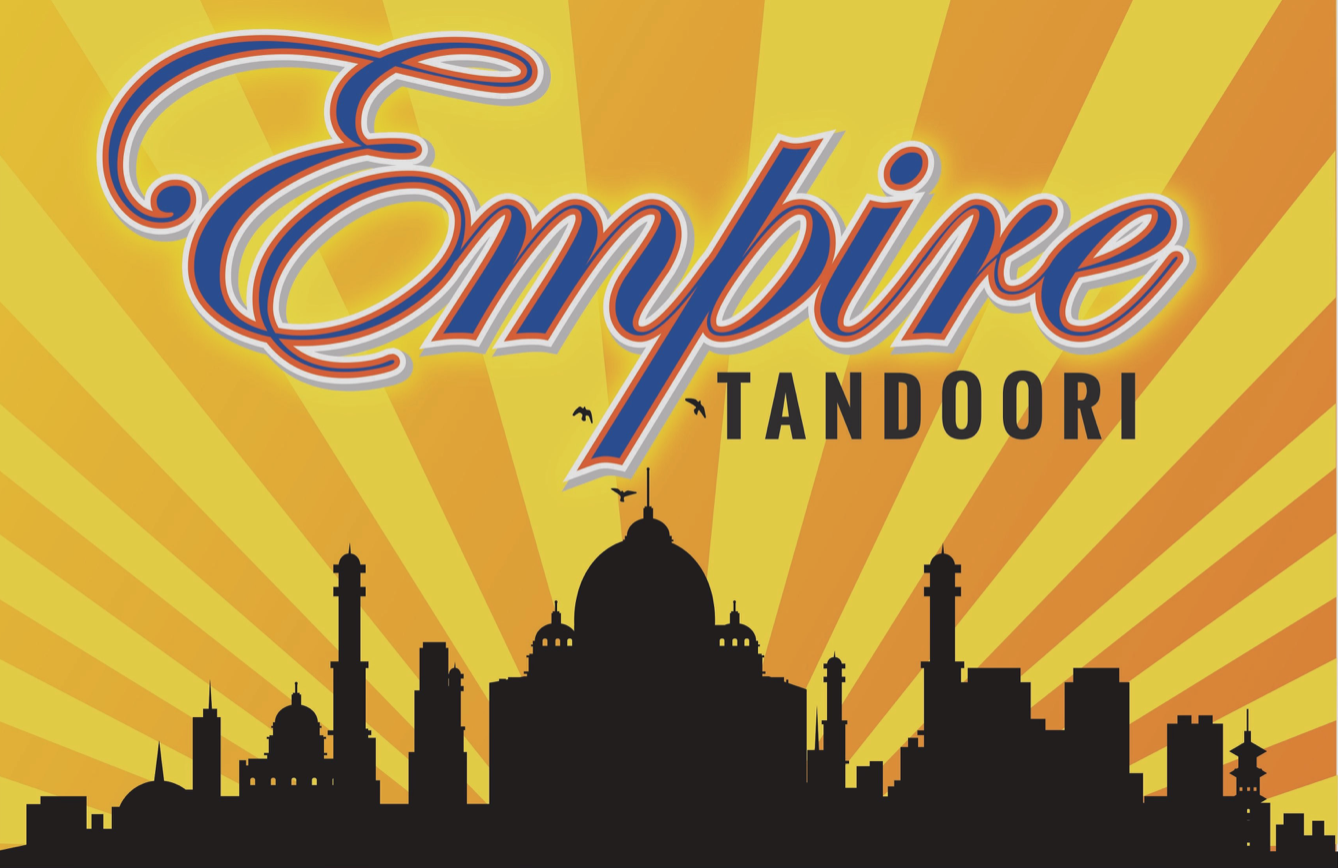 20% OFF ORDERS OVER £20 - AT EMPIRE TANDOORI (IN STORE ONLY)