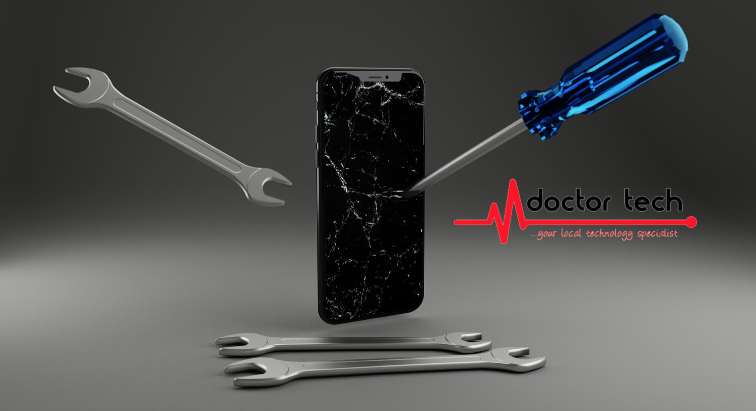 15% OFF PHONE REPAIRS & 25% DISCOUNT ON LABOUR IN STORE - AT DOCTOR TECH (HOVE)