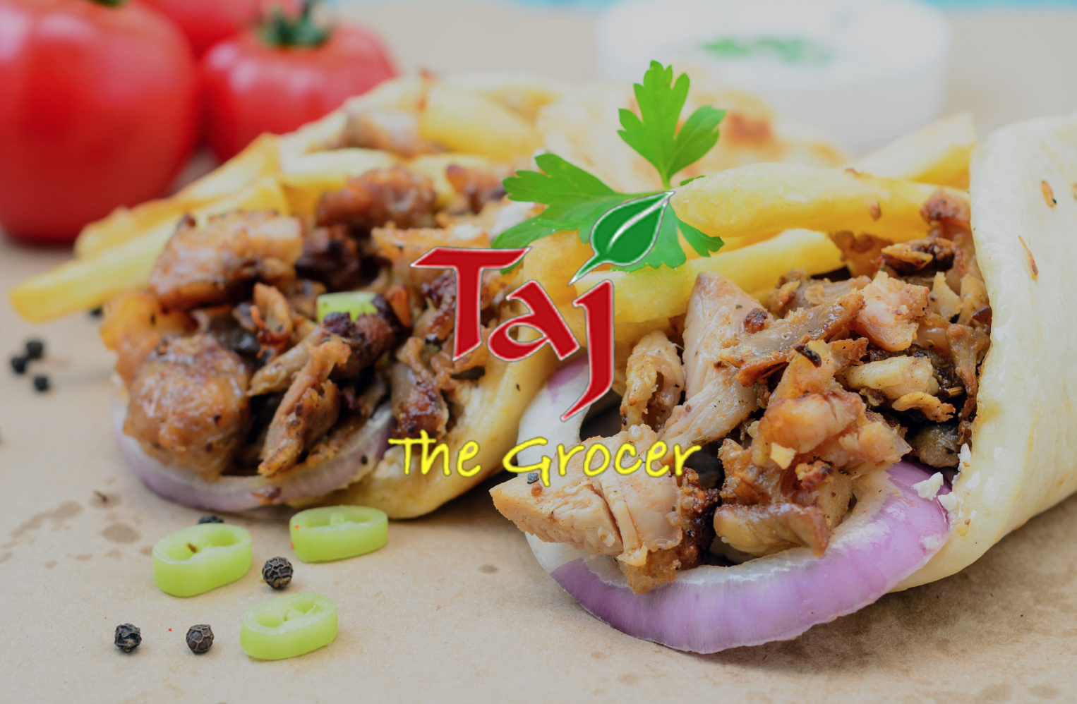 10% OFF DELI COUNTER - AT TAJ GROCERS (IN STORE)