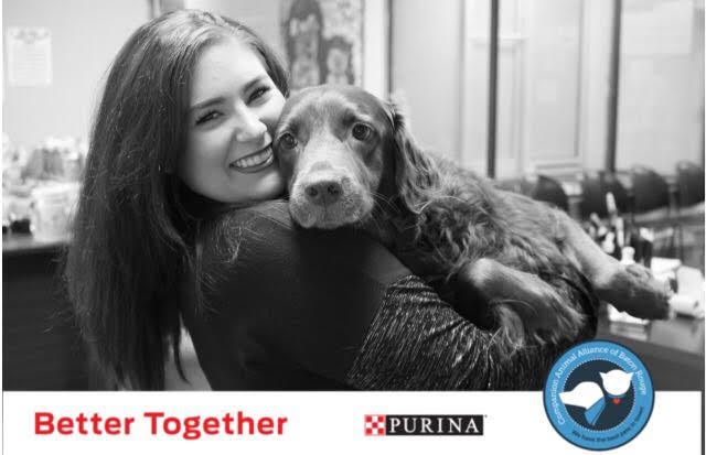 elizabeth fudge - After volunteering with local rescues and shelters, Elizabeth volunteered for CAA in 2015 and was immediately hooked. Elizabeth worked as an Adoption Counselor, oversaw CAA's foster base as Foster and Rescue Coordinator, and maintained connections with other non-profit rescues across the southern states as ways to get animals out of the high-capacity shelter and into homes. Elizabeth also worked at the West Baton Rouge Parish Shelter and Animal Control facility overseeing intake data and record keeping, managing medical care for the animals, and maintaining relationships with fosters, volunteers, and rescues. Elizabeth now manages the Intake Department for CAA. She believes the most important part of her job is making each animal feel as comfortable as possible as they are transitioning into the shelter environment.