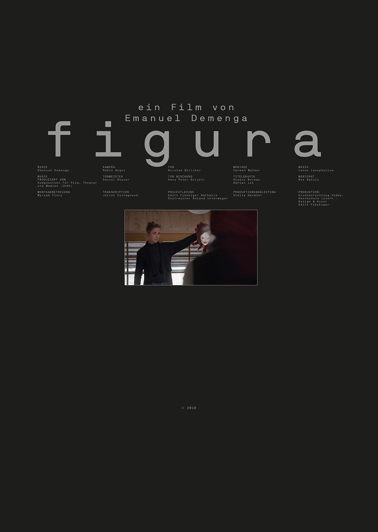 Figura - doc., 14'42'', 2018