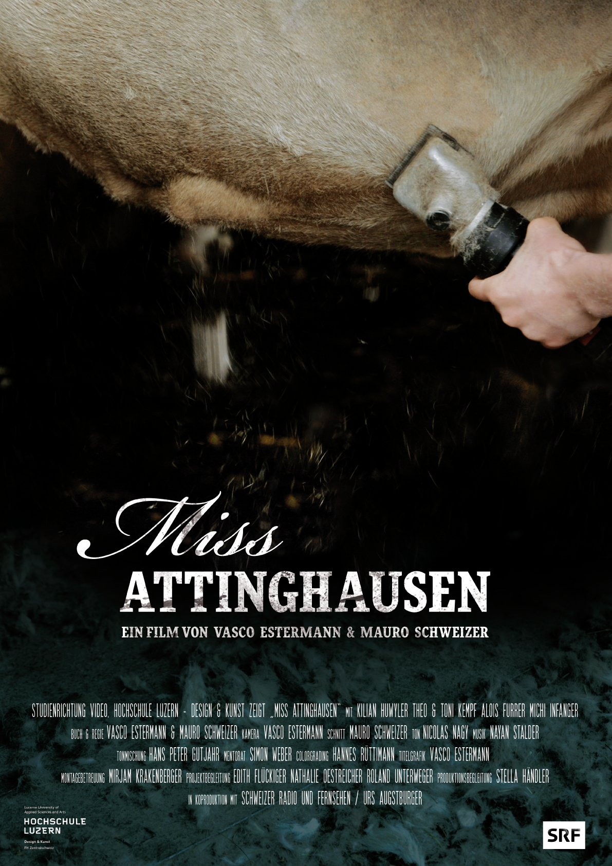 Miss Attinghausen -