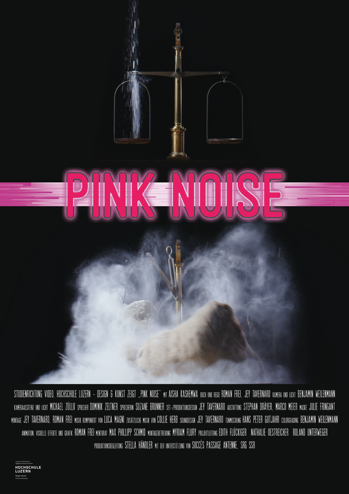 Pink Noise -