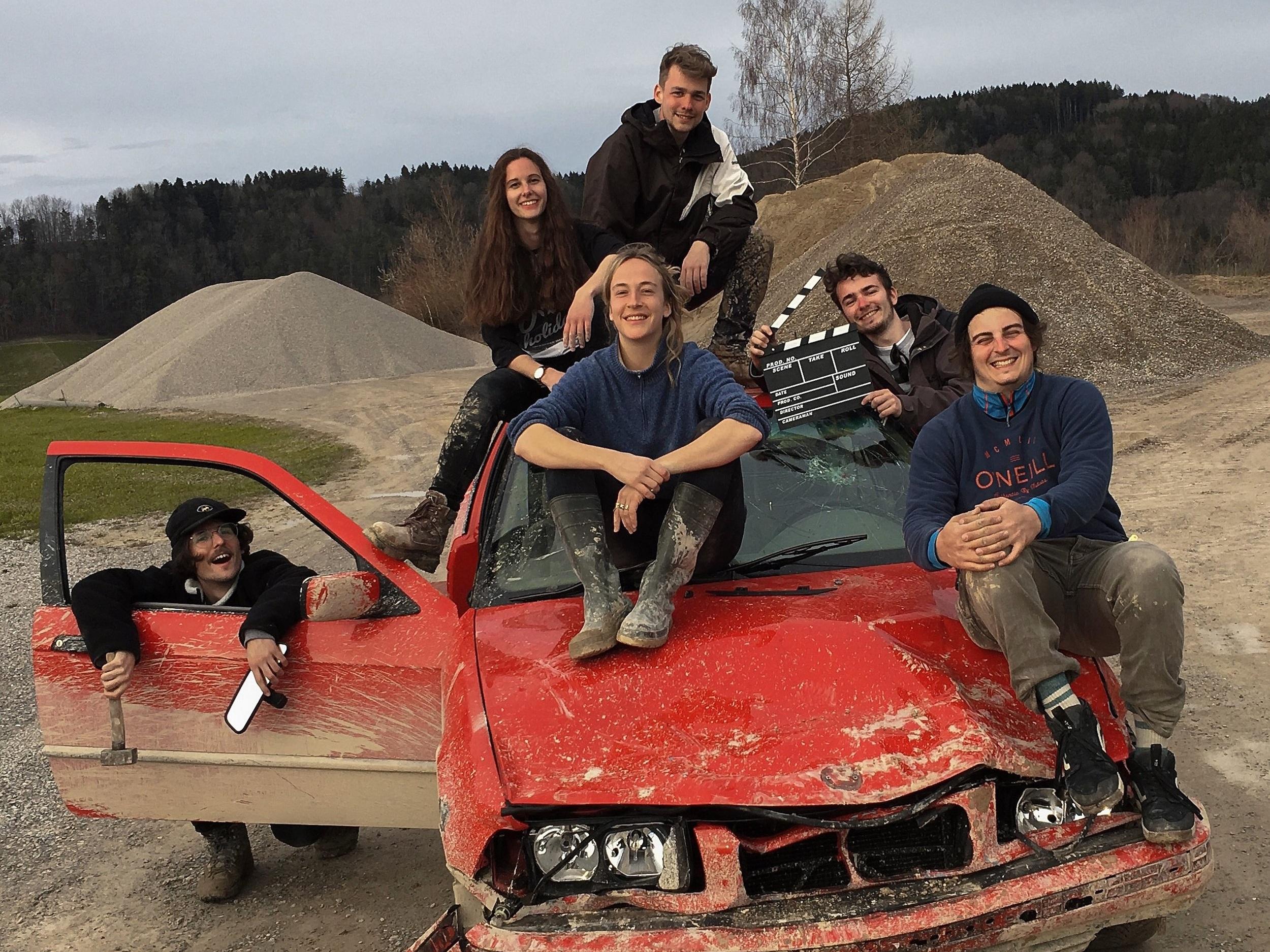 Produktionsteam von  Durchdrehen (Abschlussfilm 2018)