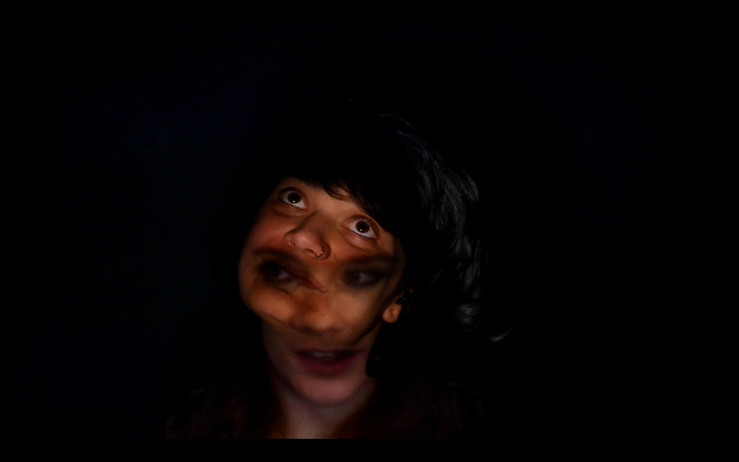 Szene aus ihrem 2. Jahresfilm